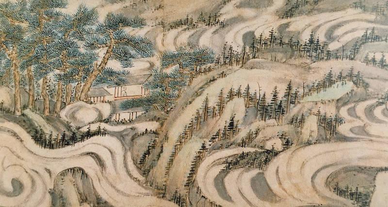 明末清初画派与画家关系之探讨——以芜湖画家萧云从为典型
