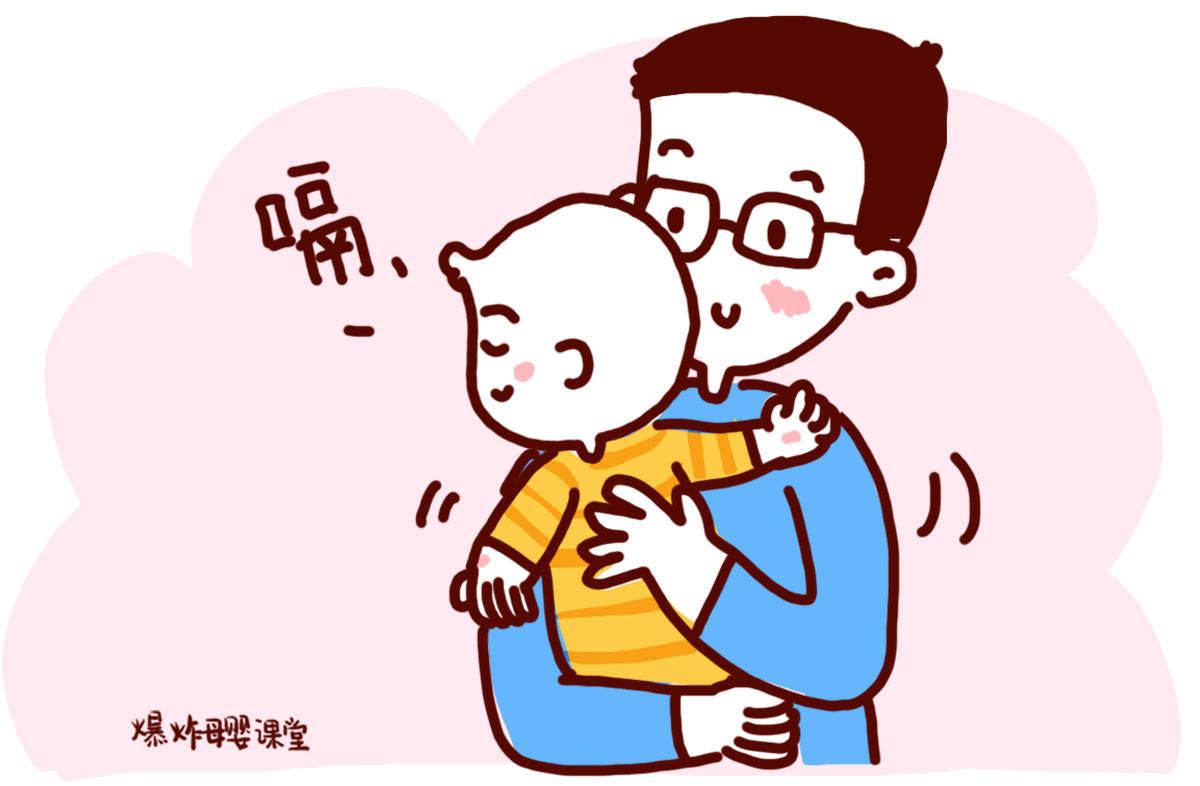 """几个月大的宝宝应该""""竖抱""""还是""""横抱""""?抱错了 小心影响发育"""