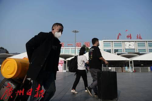 """""""防""""为首要,2021年广州春运""""疫情防控""""在首位"""