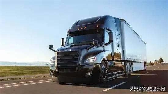 4000多辆卡车,因轮胎被召回
