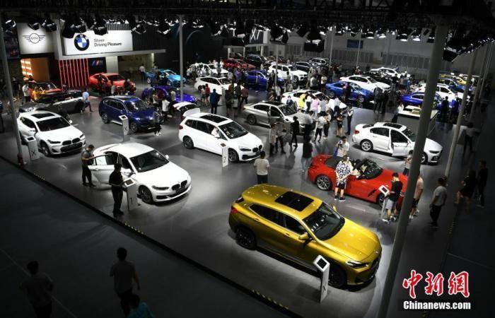 商务部:推动汽车等消费品从采购管理向使用管理转变