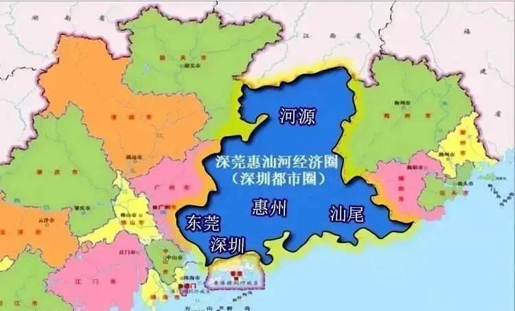 深圳区域人口_深圳地图区域划分