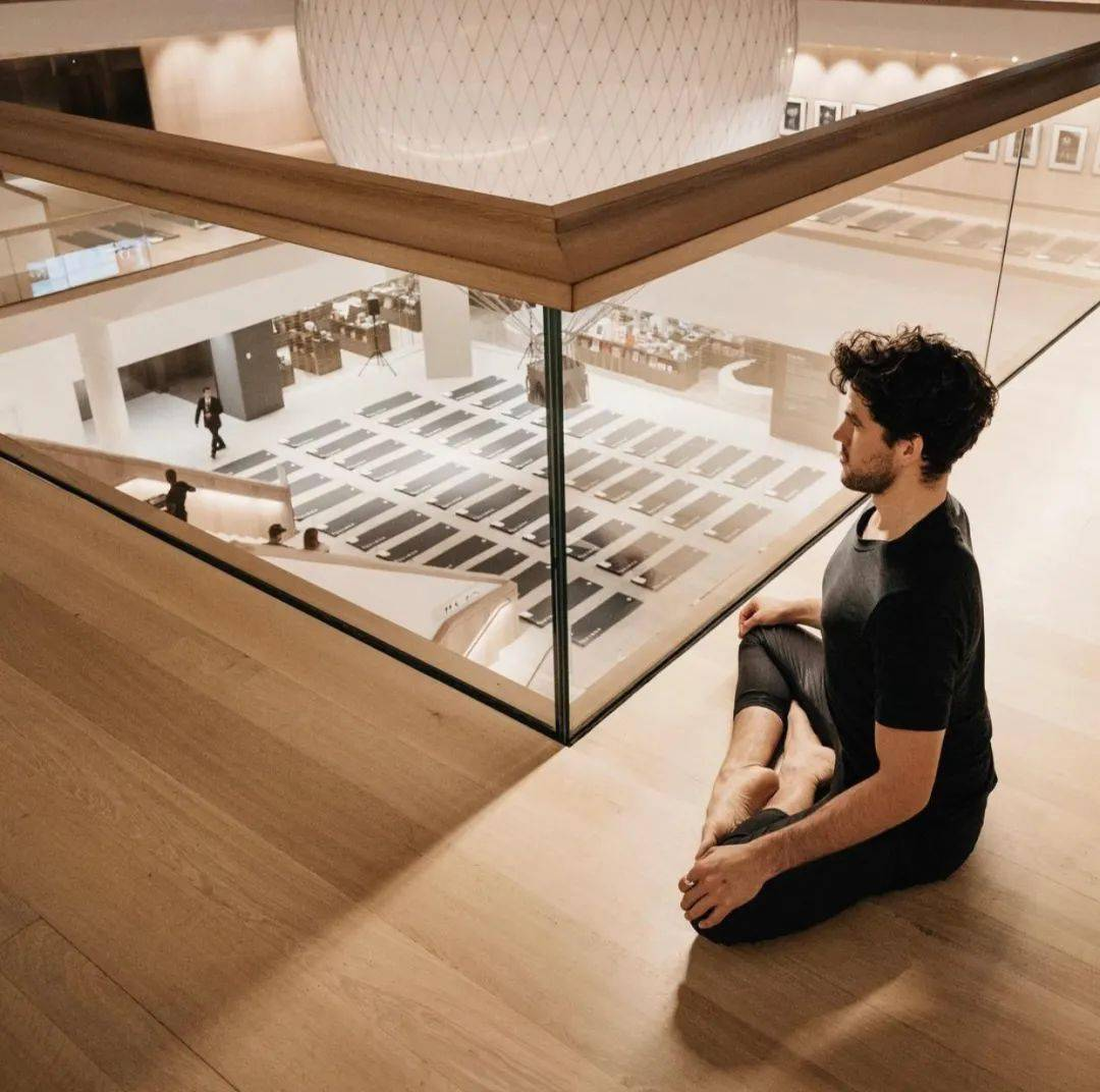 瑜伽,就是从平凡中找到自己!