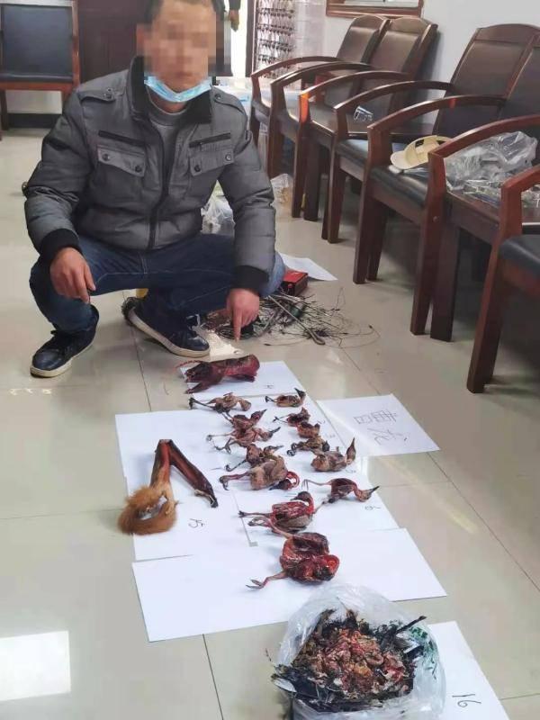 非法狩猎、打捞野生动植物,三名小伙被刑事拘留!