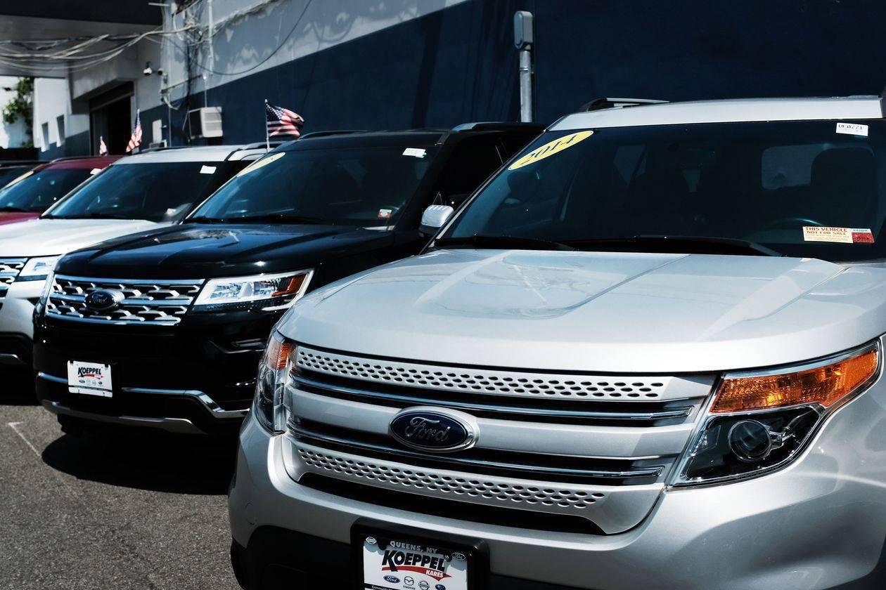 大手!福特将在电动汽车和自动驾驶上投资290亿美元