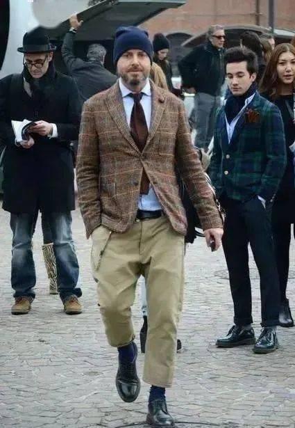 提升男人味必学的'粗糙绅士'穿搭指南 用西装搭出粗犷型男魅力 爸爸 第7张