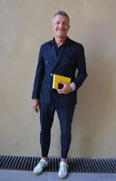 时尚又成熟的质感搭配!商务型男必学的正式休闲风 爸爸 第6张
