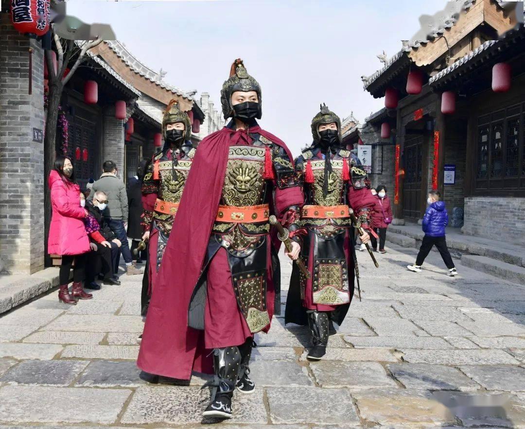 中国年在忻州:忻州古城真红火  第38张