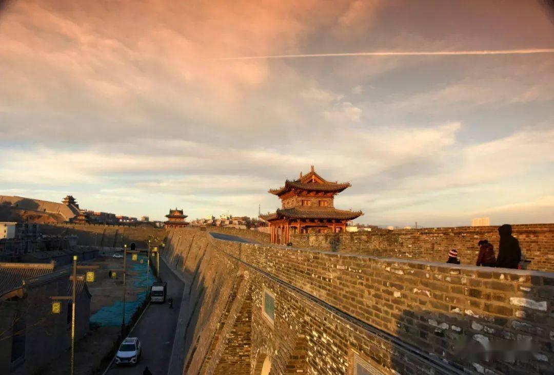 中国年在忻州:忻州古城真红火  第42张