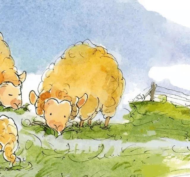 金宝晚安故事丨《皮皮猪和爸爸》最爱是亲人  第13张
