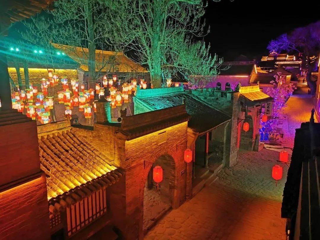 寿阳周边:庙会、灯展、集市!原来这么多春节活动!  第3张