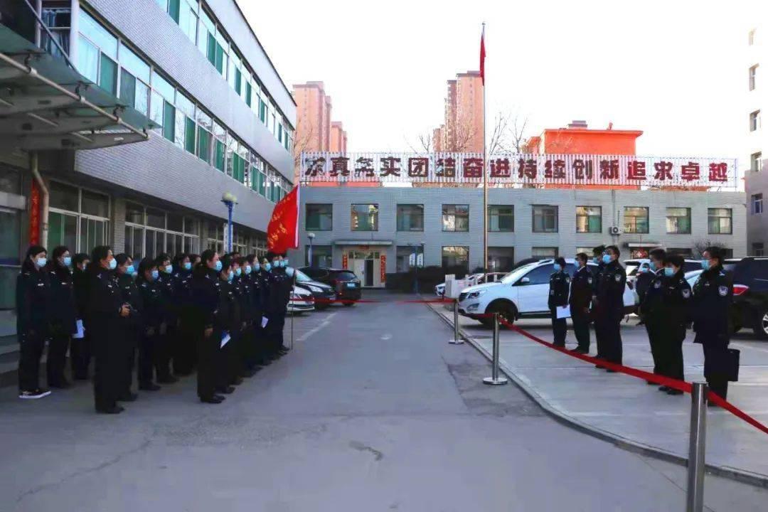 局领导春节期间对基层单位进行检查慰问  第8张