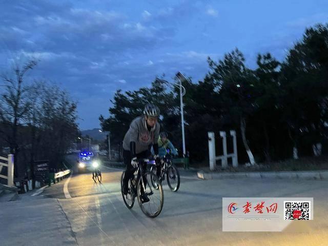 """十堰小伙挑战""""男性版分娩运动"""":骑行1天1夜,爬坡高度超珠峰"""