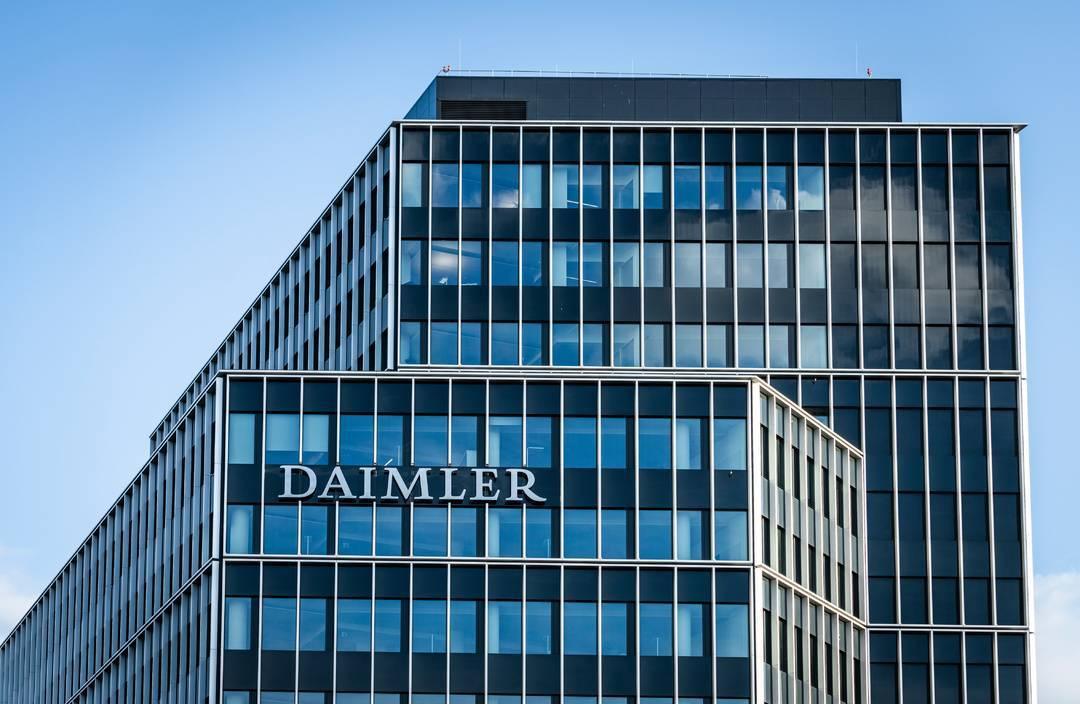 封面车报|净利润逆势增长48% 戴姆勒集团为全球汽车业复苏注入强心剂