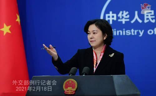 有谣言称中国在缅甸政局变化中支持缅甸军方,中方是否担忧在缅中国人的安全?外交部回应
