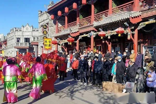 【新春走基层】乐享传统民俗盛宴 品味欢乐大同年  第3张