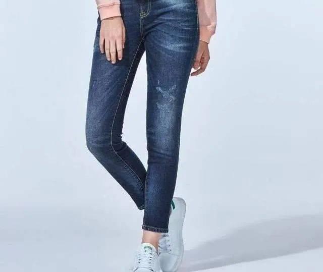 情感测试:4条牛仔裤选择一条,测你的心机指数到底有多高
