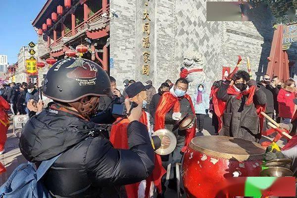 【新春走基层】乐享传统民俗盛宴 品味欢乐大同年  第7张