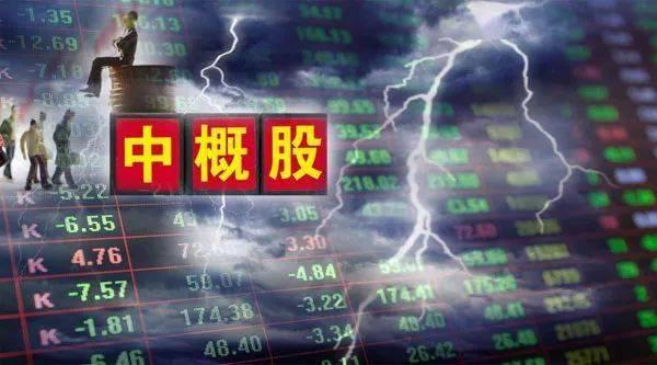 """刚才群星中的股票集体崩盘!要放弃的核心资产?a股杀""""带团""""的概念已经传到了海外。怎么回事?"""