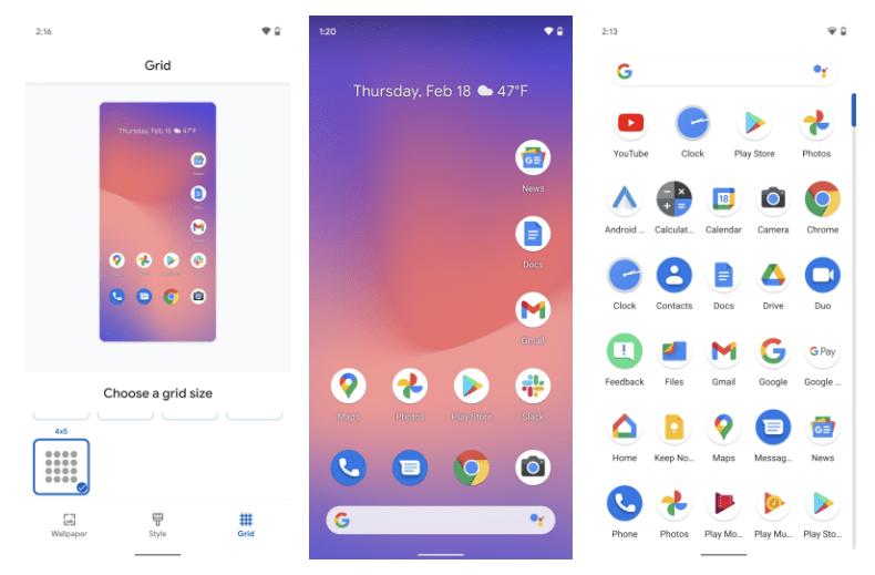 Android 12 预览版发布,64G手机用户:我又活了
