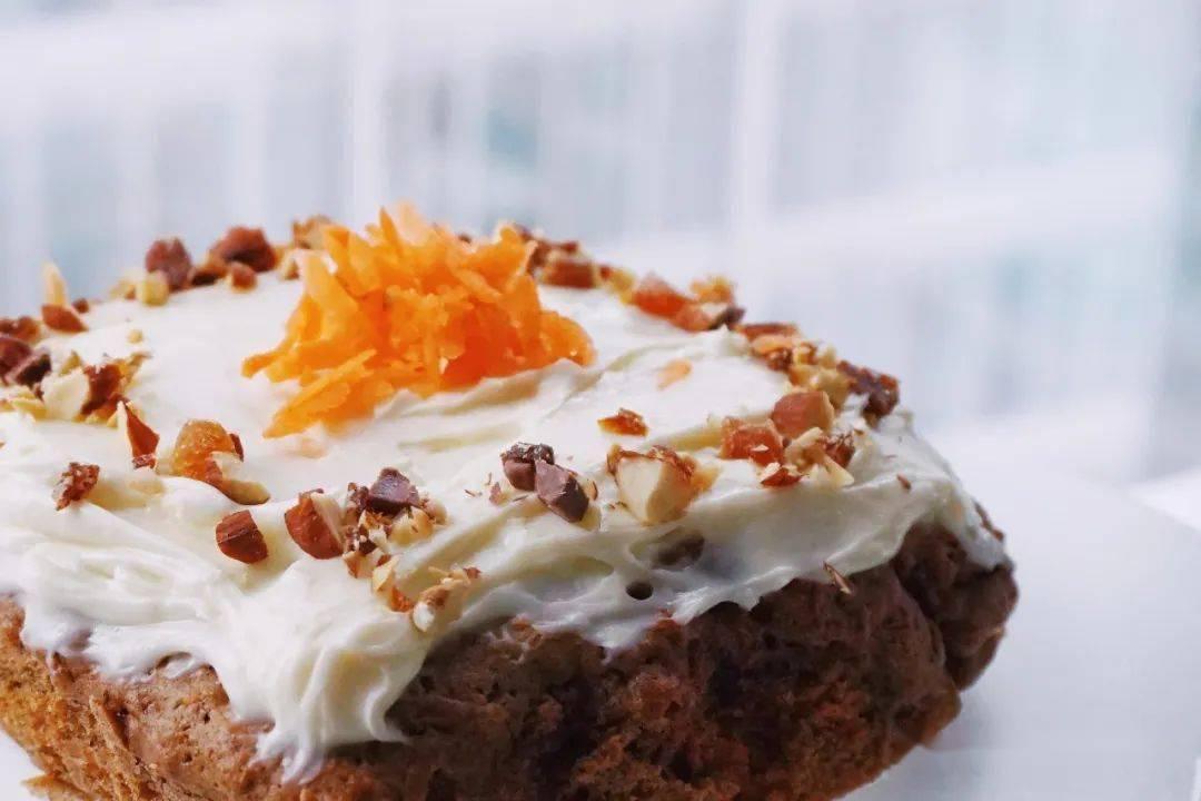 胡萝卜也能做蛋糕,居然还这么好吃?