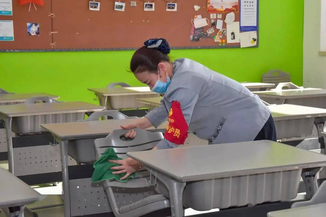 明天开学|滨城所有中小学幼儿园准备好了!
