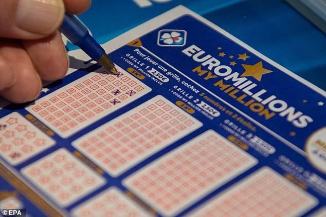 """奖金1.8亿英镑!英国或爆出有史以来最大""""欧洲百万""""赢家"""