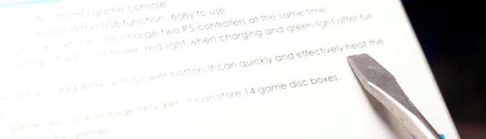 外设厂商推出PS5散热风扇,使用后强劲升温10度