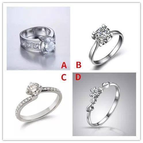 选一枚你喜欢的戒指,测你在朋友眼里是什么样的人?