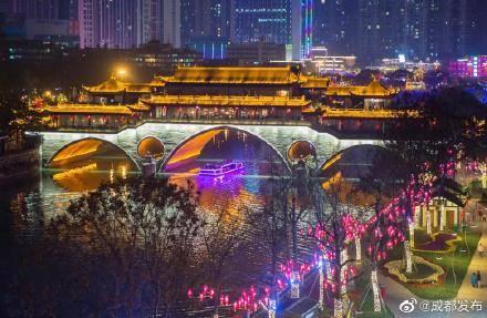 """21城春节旅游数据出炉 成都拿下""""双第一"""""""