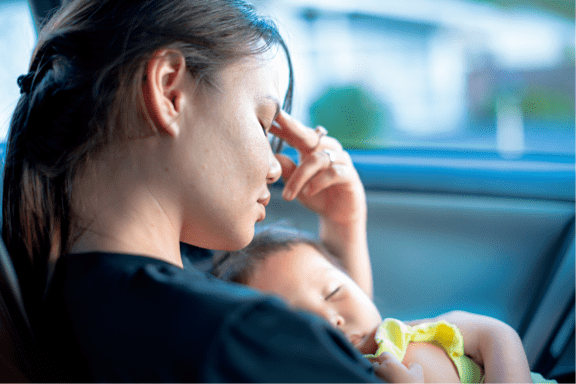 了解产后抑郁,用对方法改善陪伴妈妈...丨好孕百科