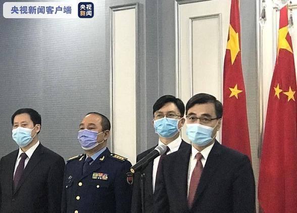 一批中国疫苗运抵乌兰巴托,蒙古国副总理赴机场迎接