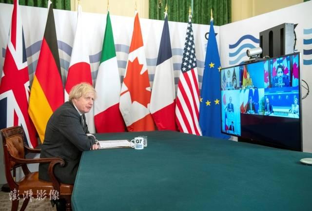 美媒:G7会议期间,各国详细讨论中国,对外公布却小心翼翼