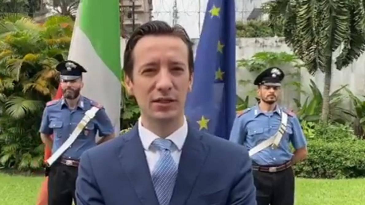 意大利将派调查组到刚果(金)对大使遇袭身亡事件进行调查