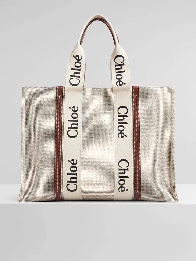 Chloé | Woody Tote Bag:悄悄卖爆了