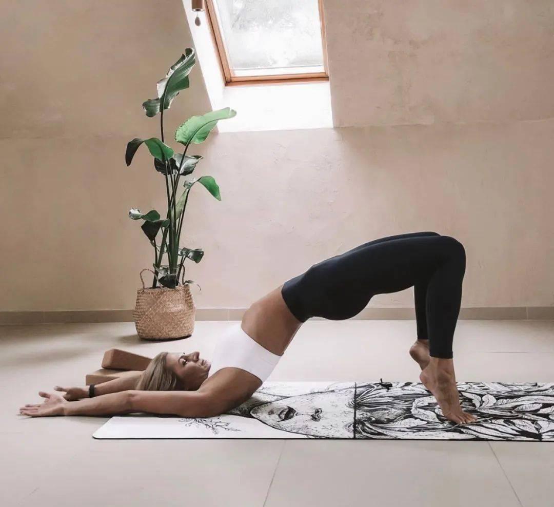 练瑜伽,一练核心腰就痛?或许你该试试这样练!