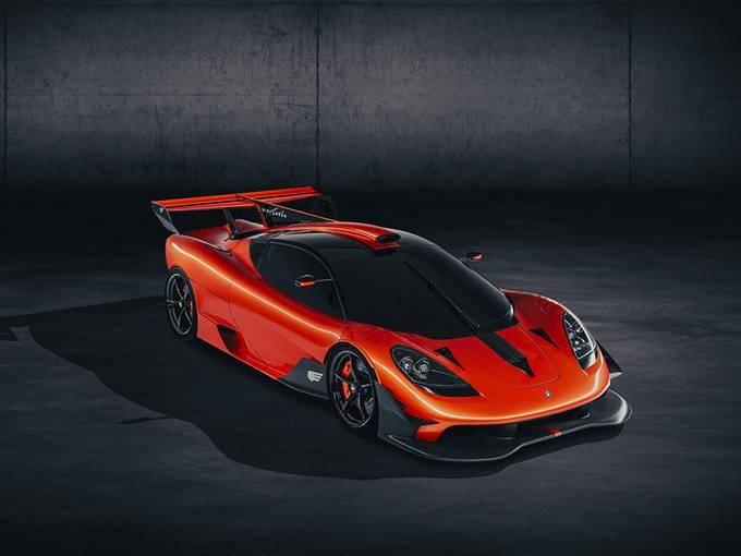 戈登·默里发布了一款V12发动机/重量更轻的新型跑车