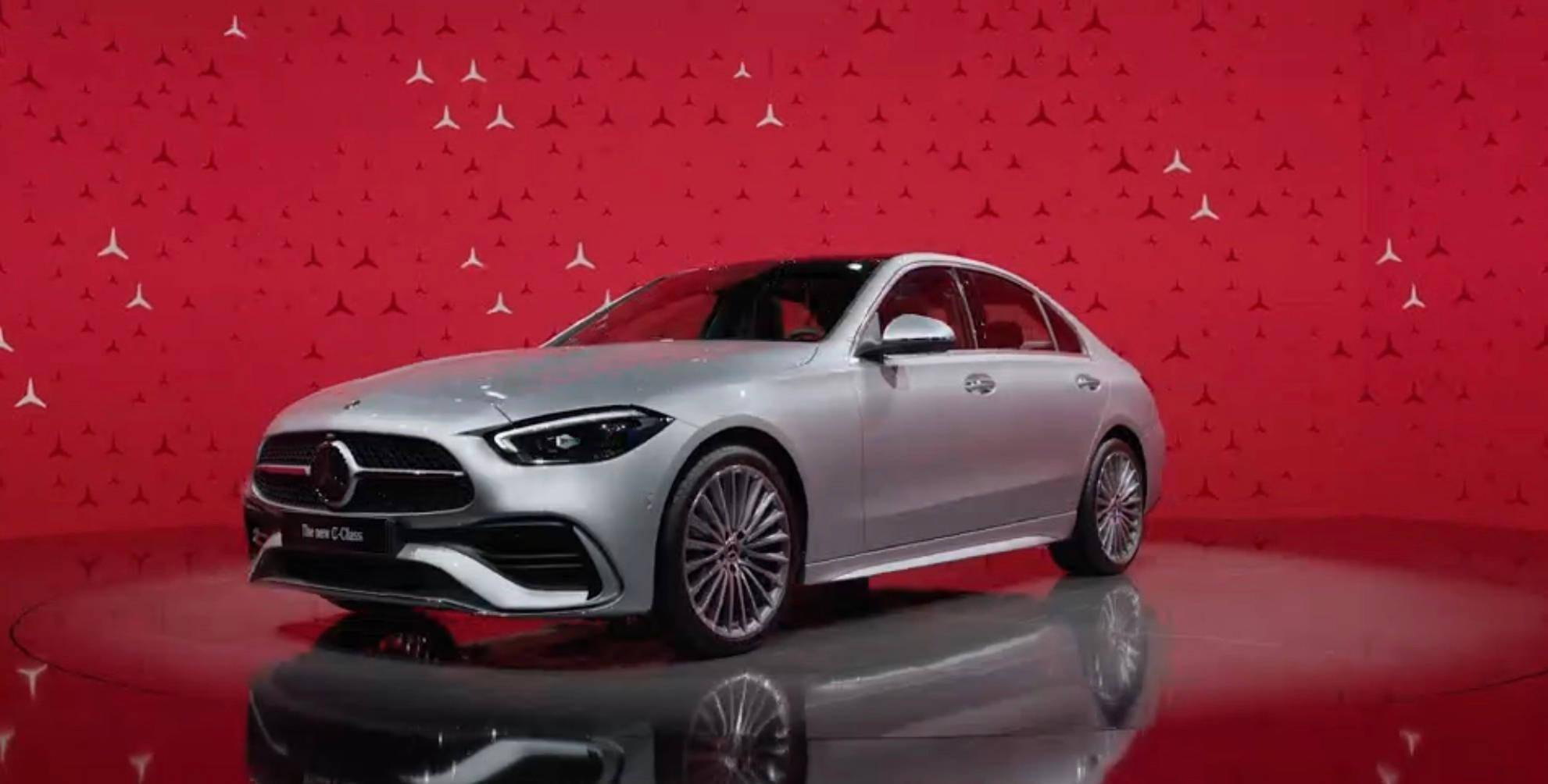 电气化驱动的奔驰新C级正式发布