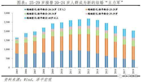 任泽平:国人结婚少了、离婚多了、结婚晚了,促进单身经济兴起,出生率降低、养老负担加重  第3张