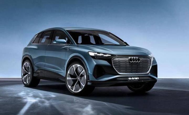 奥迪Q4 e-tron即将发布更多车型信息,预计将于下半年发布