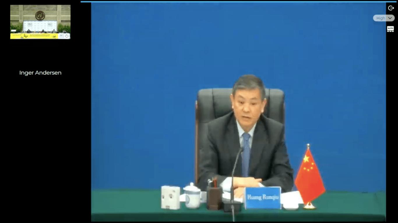 联合国环境大会召开,中方呼吁采取全球行动应对环境问题