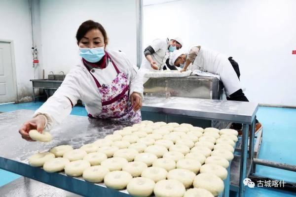 馕文化产业园成了喀什新地标
