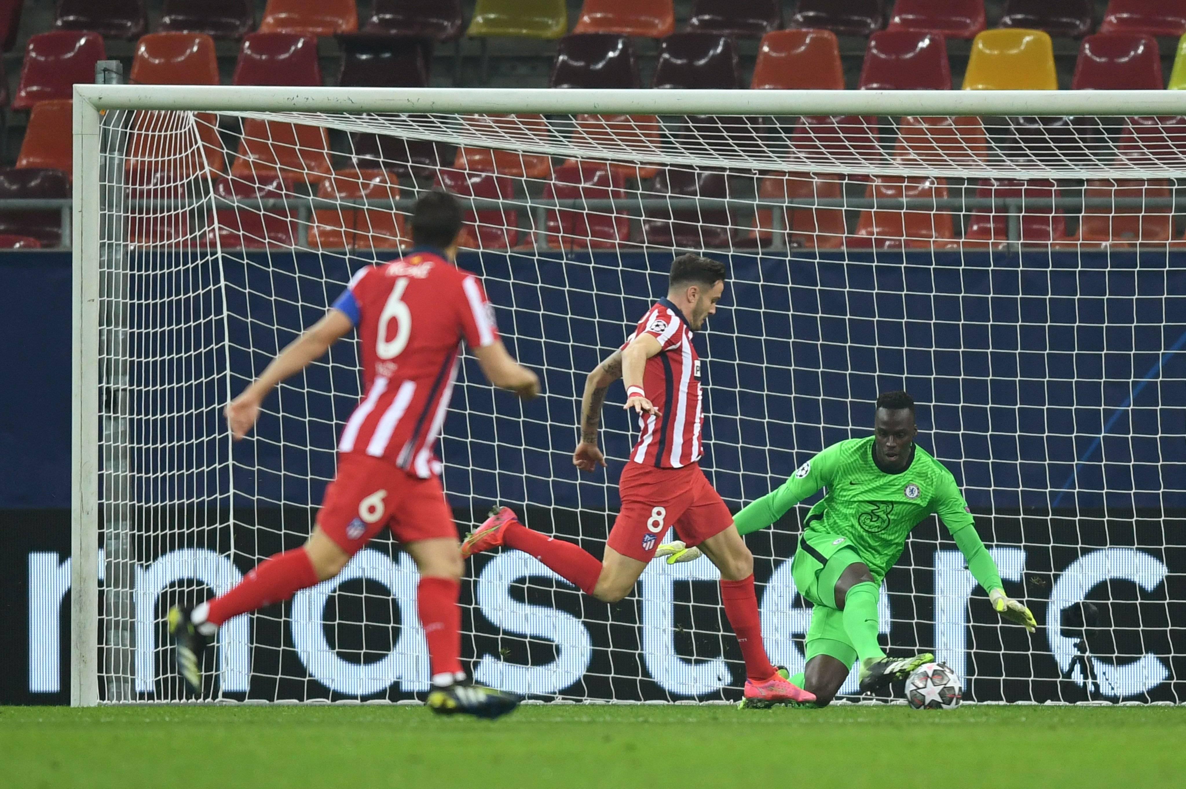 1-0,欧冠再现倒钩破门!英超第5轰塌西甲领头羊,创历史纪录