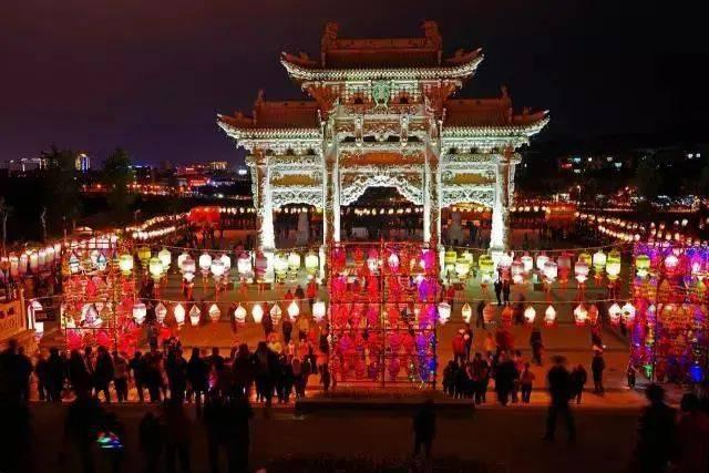 美爆了!福州有这些元宵活动和赏灯地!