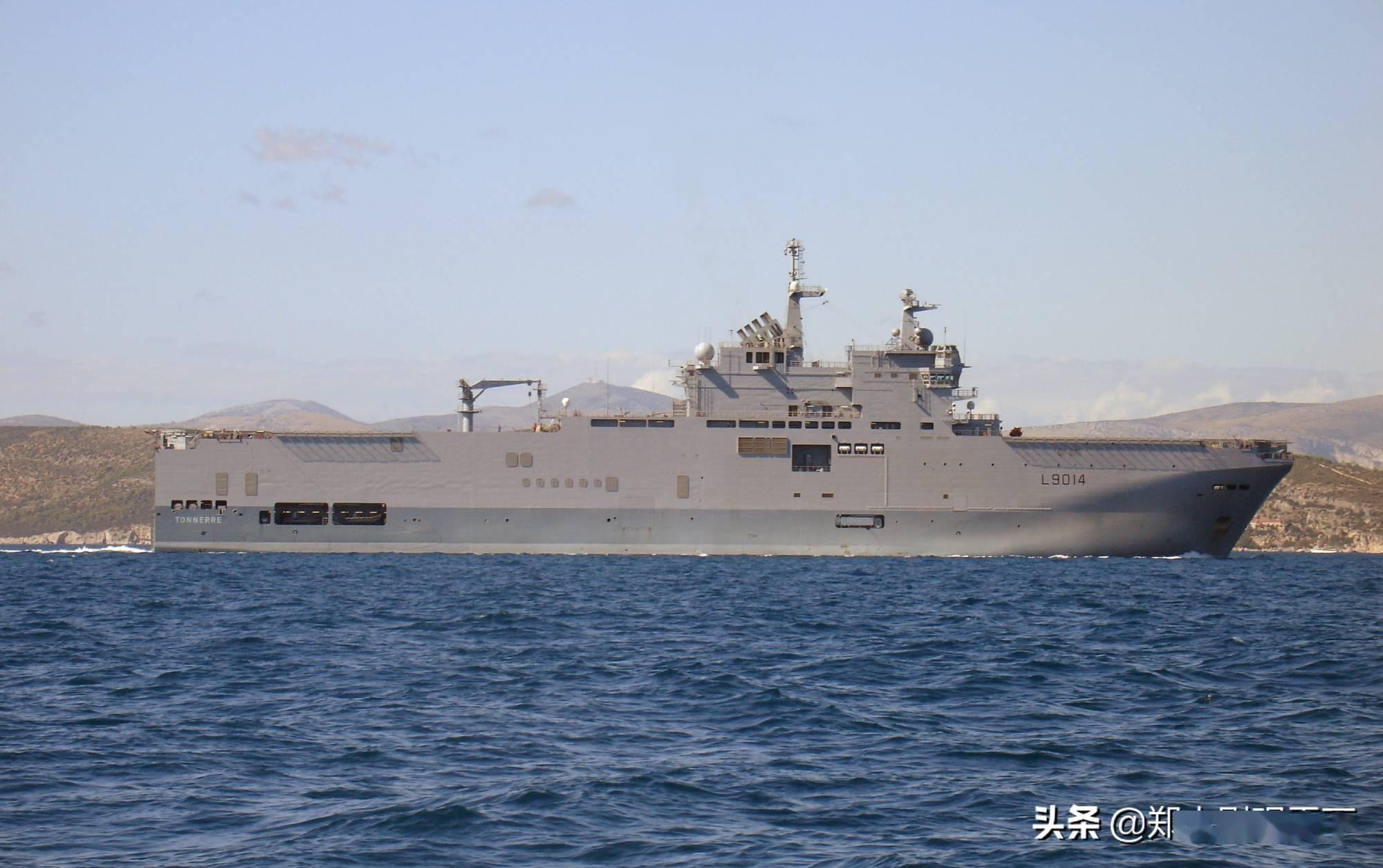 法国舰艇计划穿越中方领海海峡?法兰西真这么猛,投降段子哪来的