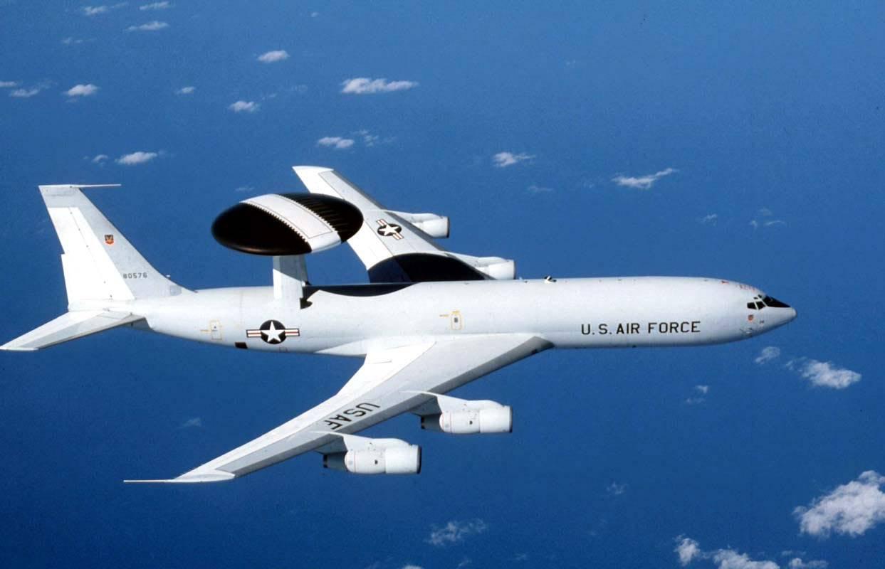 美太平洋战区司令:E-3太老,要E-7