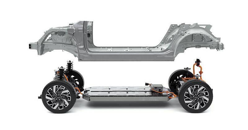 基于E-GMP平台打造 起亚CV预计3月底全球首秀_车型
