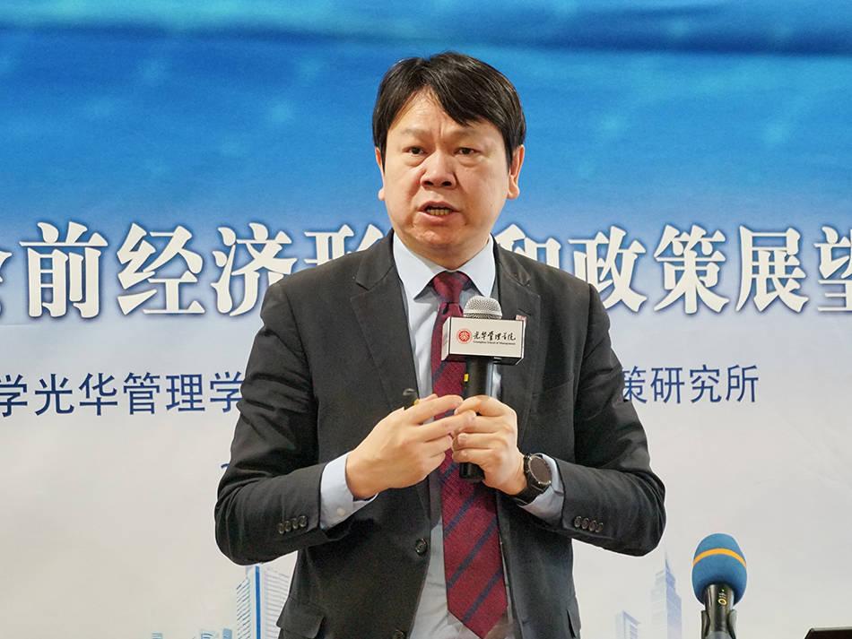 """刘俏谈""""十四五""""科研攻关:增强基础研发,迈向价值链上游"""