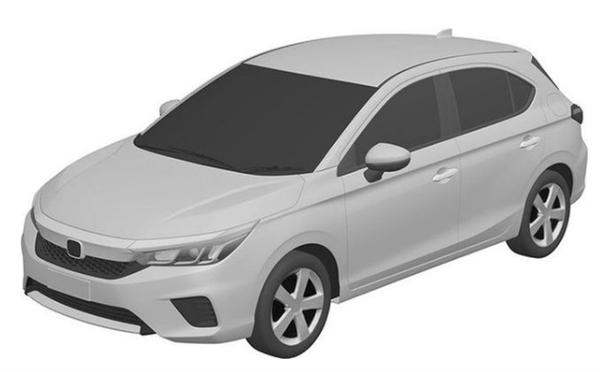 本田又一车型专利图遭曝光,疑是换代新车型