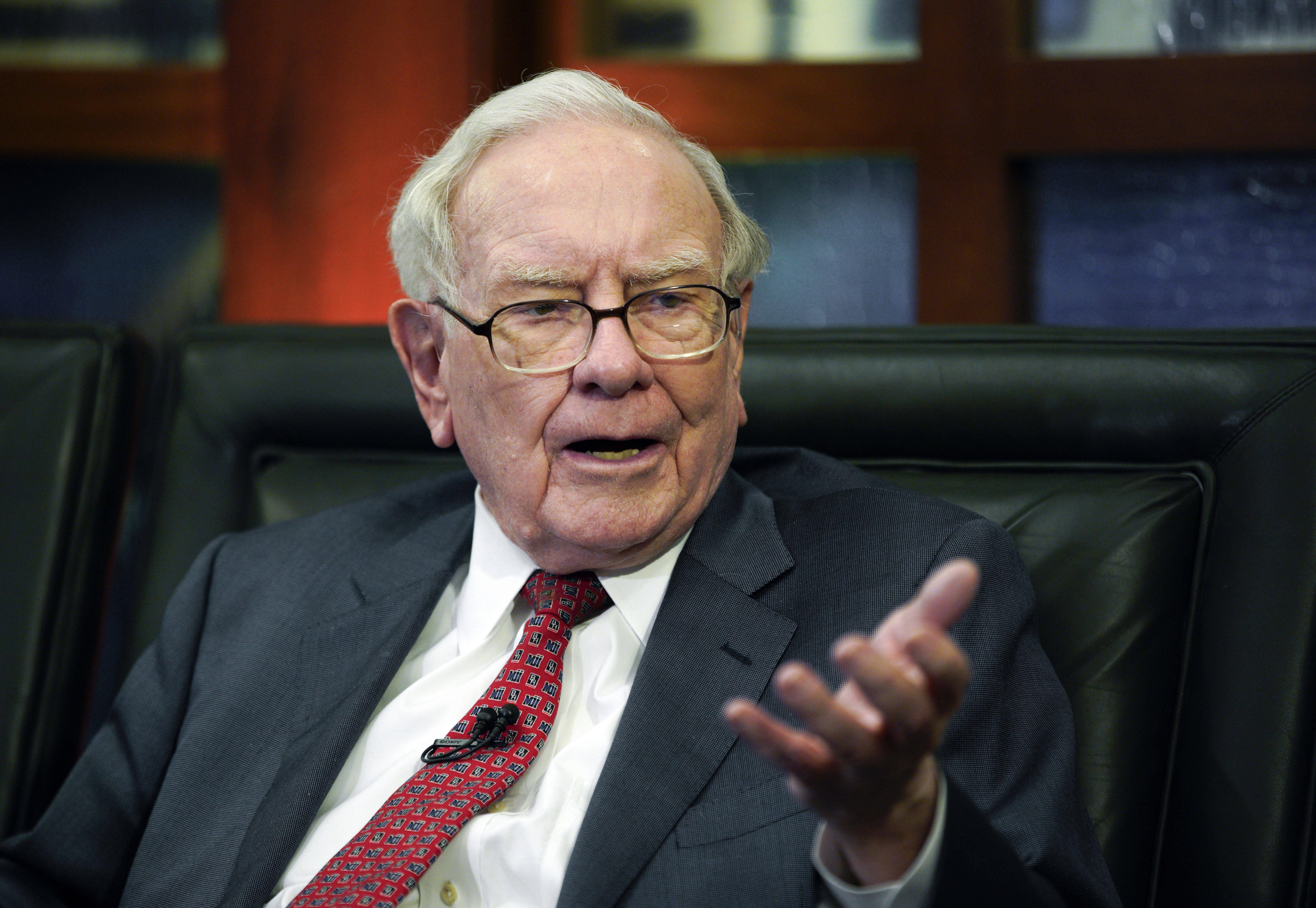 巴菲特股东信划重点:依旧看好美国 回购创纪录 重仓比亚迪